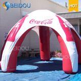 膨脹可能な広告のテントの価格の膨脹可能なドームのイベントのシェルのくものテント
