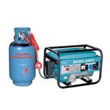 Lpg-Benzin-Generator-beweglicher Erdgas-Generator