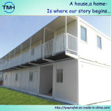 20FT Sandwich Panel Container House Alojamento