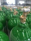 Nuevo cilindro de la lucha contra el fuego del CO2 del acero inconsútil