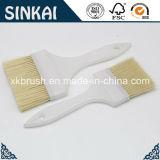 Pinceau en plastique blanc de filament de traitement de bonne qualité