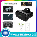 플라스틱 Virtual Reality Vr 3D Headset Vr Shinecon