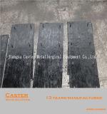 Großhandelsharte Einfassung-Abnützung-Platte der qualitäts-5+3 für führende Rutsche