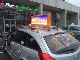 방수 P5 풀 컬러 택시 또는 택시 지붕 LED 표시 널
