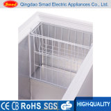 100L-420L Top Open Solid Door Deep Chest Freezer