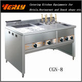 1 Noodle Cooker及びBain Marie Cgn-8のガス5