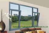 ventana termal de aluminio de la rotura 55series
