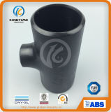 Raccordo Tee ridotto Butt saldata montaggio a ASME B16.9 (KT0084)