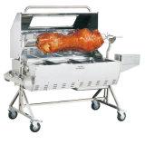 商業使用の焙焼のガスBBQの鶏のグリル機械