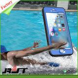 Caja impermeable del teléfono celular de la alta calidad para el iPhone 6 6s
