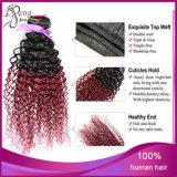 Extensão brasileira do cabelo do Virgin de Omber da qualidade superior