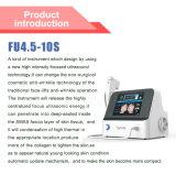 Superior Mini HIFU piel de apriete Sistema belleza corporal adelgazante (Fu4.5-10s / CE)