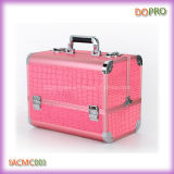 Maquiagem Rosa bonita Carry Case Cosmetic Big Lovely (SACMC003)
