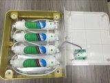 0.6ppm steuern Wasser-Reinigungsapparat mit Kohlenstoff-Filtern automatisch an