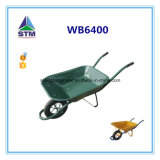 Wheelbarrow galvanizado do preço de fábrica Wb5204