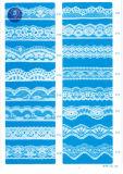 Lacet élastique pour le vêtement/vêtement/chaussures/sac/cas F2001 (largeur : 1cm à 11cm)