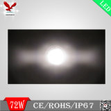 5D 72W 13.5inch LEIDENE OpenluchtVerlichting voor Auto's