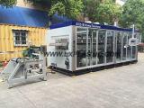 Volledige Automatische Machine 2in1/3in1/4in1 Thermoforming met regel-staal-Mes