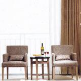 La mobilia africana piacevole della camera da letto dell'hotel di stile ha impostato (EMT-B0904)