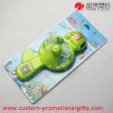 매일 사용 귀여운 코끼리 수동 소형 플라스틱 팬