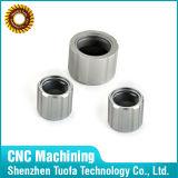 Piezas del pedestal del cojinete de desplazamiento del aluminio del CNC/del acero inoxidable