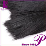 一等級のバージンの人間の毛髪100%の人間の毛髪の織り方