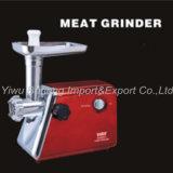 Quente-Vendendo a picadora de carne elétrica com a lâmina de estaca do aço inoxidável, 1200W