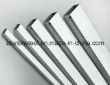 構築の使用法の長方形鋼管