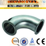 Dvgw 304 Stainless Steel Press Fittings Type 45 Degree Elbow