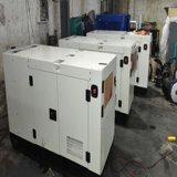 Leiser Dieselgenerator des Lovol Motor-12kVA mit Leroysomer Drehstromgenerator