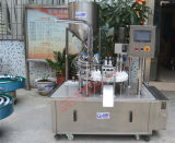 Автоматическое Hair Cream Rotary Filling Capping Machine для Plastic Bottles