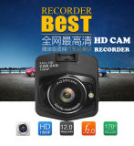 Dashcam DIGITAL Video Registrator Dvrs G-Sensor Night Visionの車DVR Recorder
