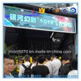 Platform 9d Vr van de Motie van Jmdm 6dof het Elektrische 5D/de Virtuele Bioskoop van de Vlieg van de Werkelijkheid