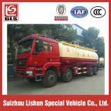 8X4 сверхмощное Shacman 335HP Bulk Cement Discharge Truck