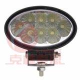 Punto de trabajo del LED Luz 24W de alta calidad, garantía de 2 años