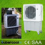 Fluss-axiale Ventilator-Seiten-Einleitung-Plastiksumpf-Kühlvorrichtung der Luft-7600m3/H