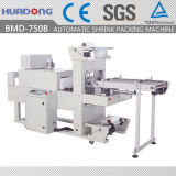 Automatische het Krimpen van de Omslag van de Samentrekking van de Band Thermische Verpakkende Machine