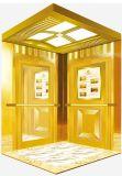 Г-н подъема лифта пассажира вытравленный зеркалом & Mrl Aksen Ty-K194