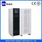 10kVA 전력 공급 AC 순수한 사인 파동 힘 주파수 온라인 UPS