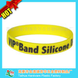Wristband su ordinazione di vendita caldo del silicone con Thb016