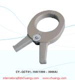 Analyseur 1000A de qualité de pouvoir Bride-sur le dosage d'inducteur d'énergie électrique de transformateur de courant