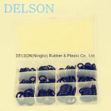 NBR HNBR Vition silicona 12size 200PCS O Ring Box