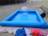 Bola que camina de 2016 de la venta de agua juegos inflables calientes de la piscina