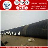Geotubes, o saco da proteção do mar do geotêxtil tecido + Anti-UV