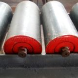 De Nuttelozere Rollen van Troughing van het staal voor de Transportband van de Riem