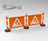 Neue Felder bauen VerkehrssicherheitDelineator zusammen