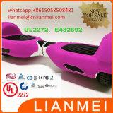 ruedas eléctricas 500W UL2272 del balance 2 del uno mismo de 6.5inch Hoverboard