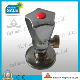 El lavado de latón fabricante de la válvula de ángulo (YD-A5025)