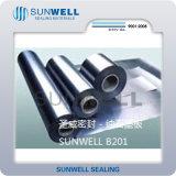 Hoja del grafito de la hoja del grafito/Rolls flexibles Sunwell
