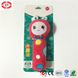 Baby Toy를 위한 토끼 Soft Cute Face Bb Hand Rattle